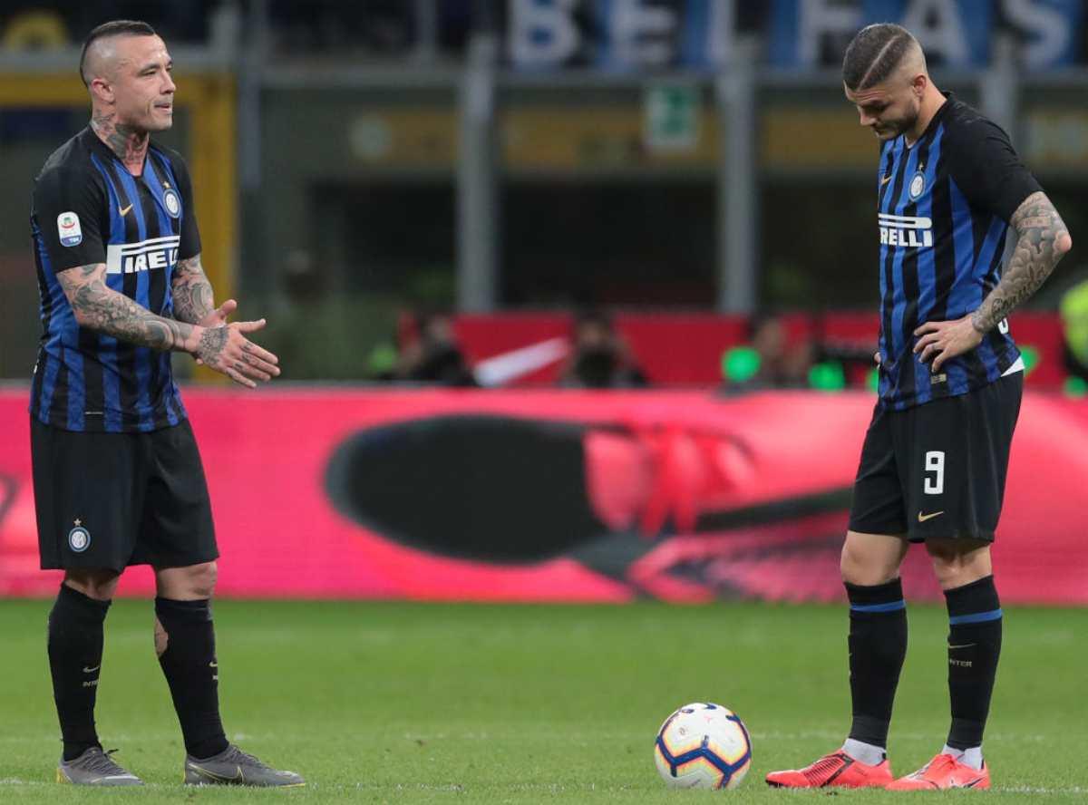 Mauro Icardi Inter futuro