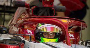 Mick Schumacher Formula 1 test Bahrein