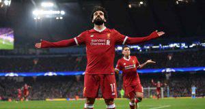 Mohamed Salah stella del Liverpool