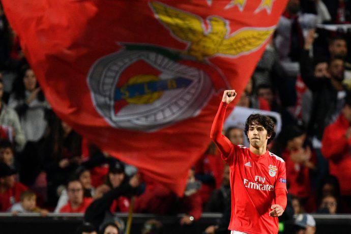 Oggi la bandiera del Benfica è Joao Felix