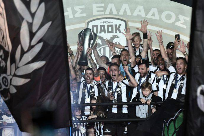 Paok Salonicco in trionfo!