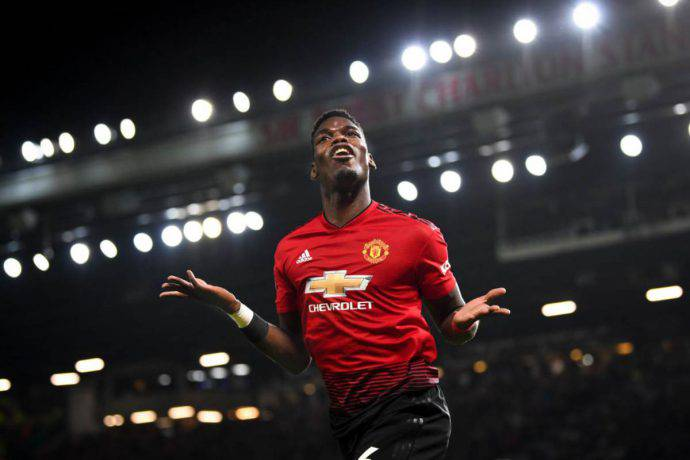 Paul Pogba vicino al Real