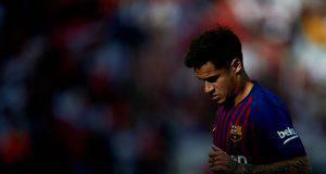 Philippe Coutinho Barcellona nel mirino del Psg