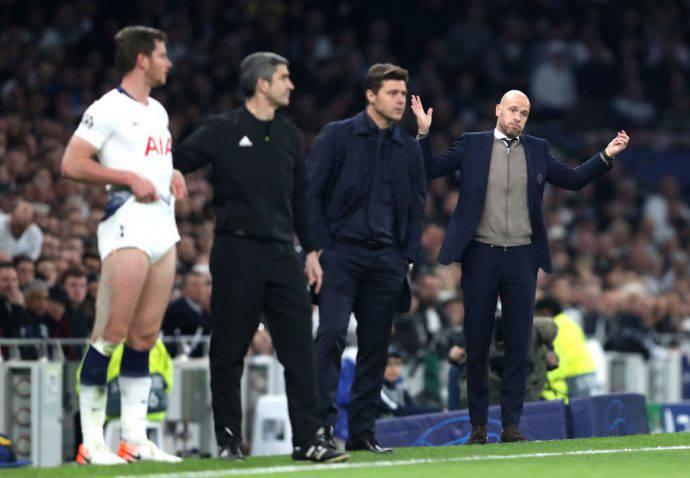 Pochettino deluso dal suo Tottenham