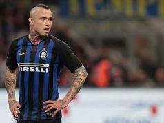 Radja Nainggolan vigilia Inter-Juventus