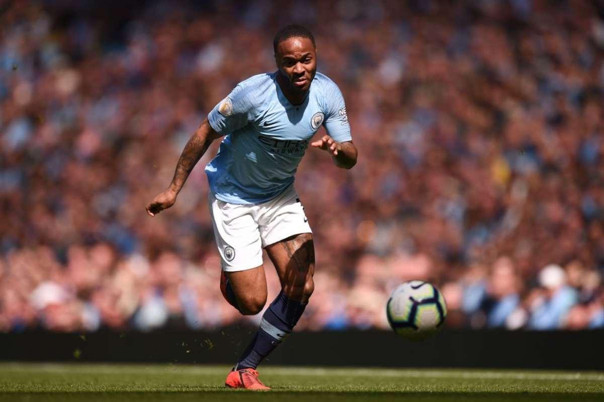 Raheem Sterling Manchester City contro il razzismo