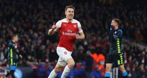 Ramsey sblocca il match contro il Napoli