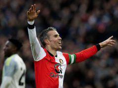 Robin Van Persie Feyenoord Juventus Ajax