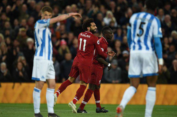Salah e Mané sono in grande forma