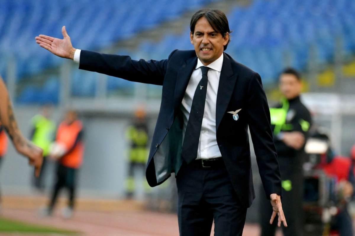 Simone Inzaghi Lazio vigilia Chievo