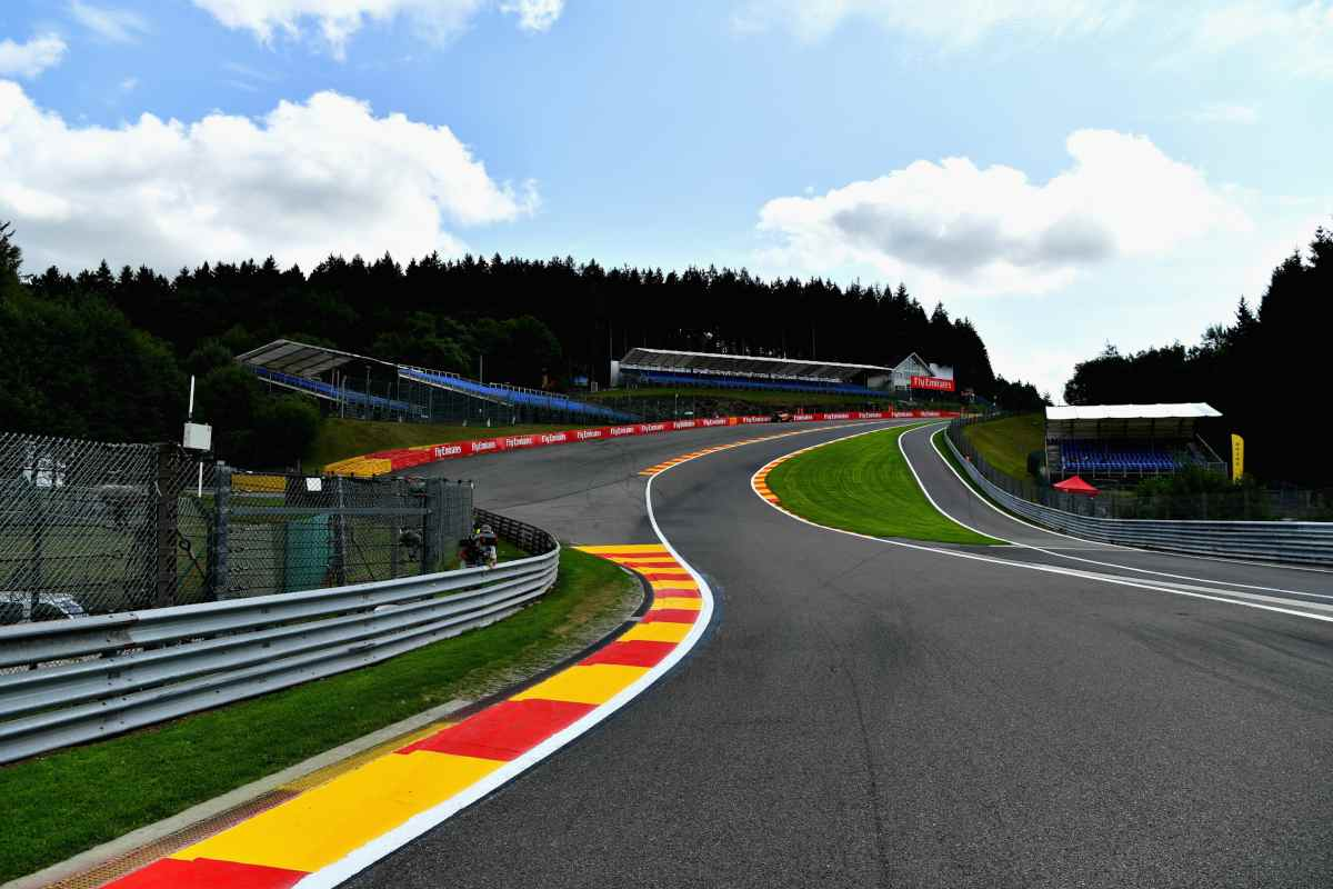 Spa Francorchamps MotoGP calendario