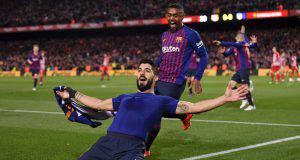 Suarez sblocca la gara contro Simeone