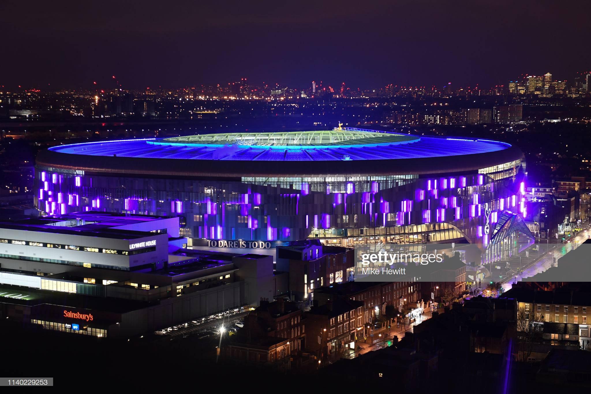 Tottenham Hotspur Stadium (Getty Images)