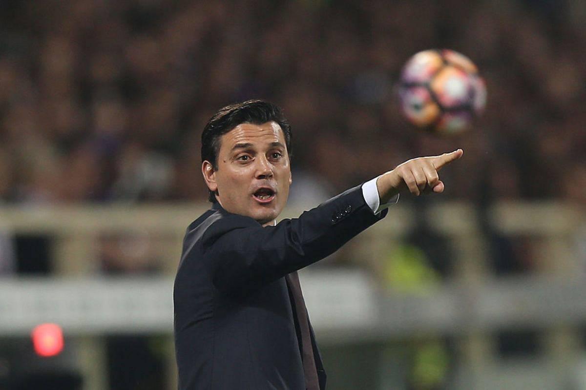 Vincenzo Montella Fiorentina antivigilia Juventus