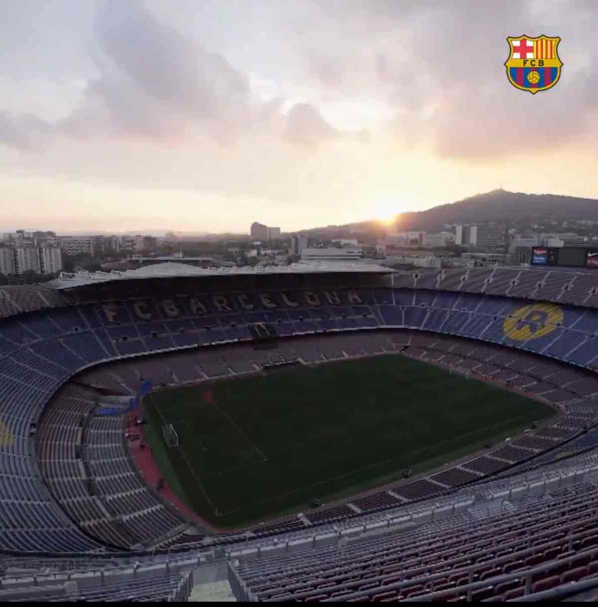 Barcellona Camp Nou Liverpool