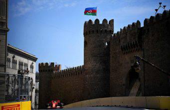 GP azerbaigian Formula 1