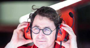binotto mattia Formula 1 ferrari