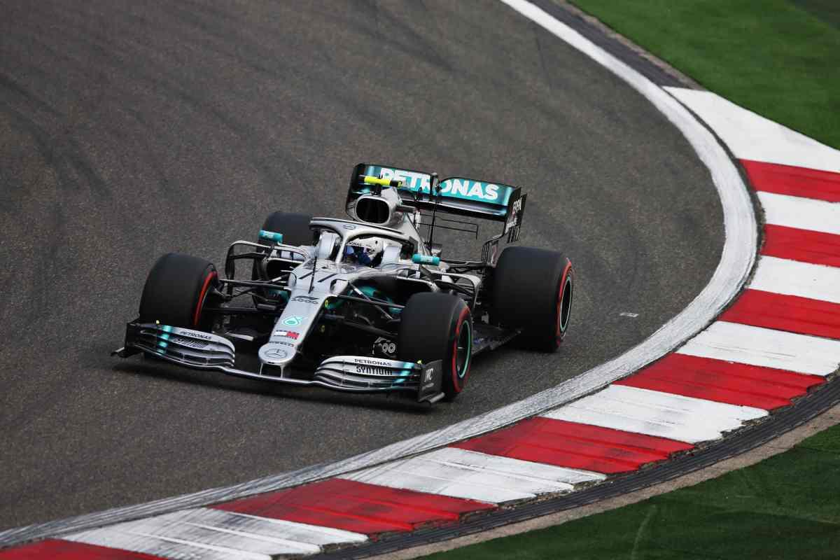 bottas valtteri Formula 1 Cina