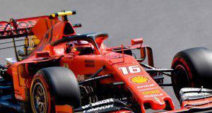 charles leclerc Formula 1 Baku