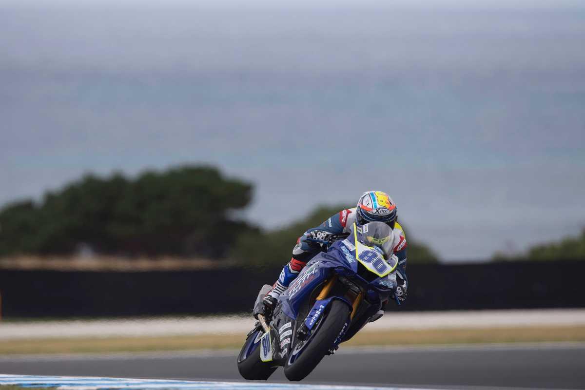 Caso Barbera ad Aragon: la sua Yamaha scompare dal box prima del GP