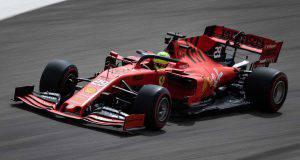 mick schumacher f1 ferrari test bahrein