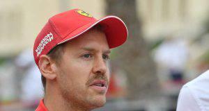 sebastian vettel Formula 1 Ferrari