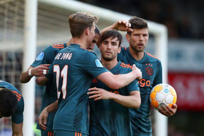 Ajax vittorioso in campionato dopo ben 5 anni
