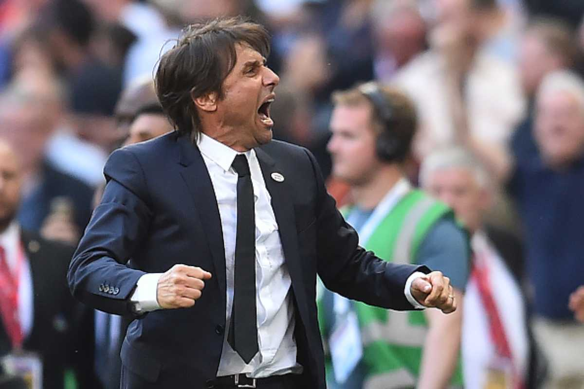 Antonio Conte Inter sfida la Juventus