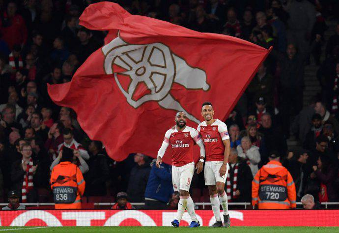 Arsenal vicino alla finale di Europa League