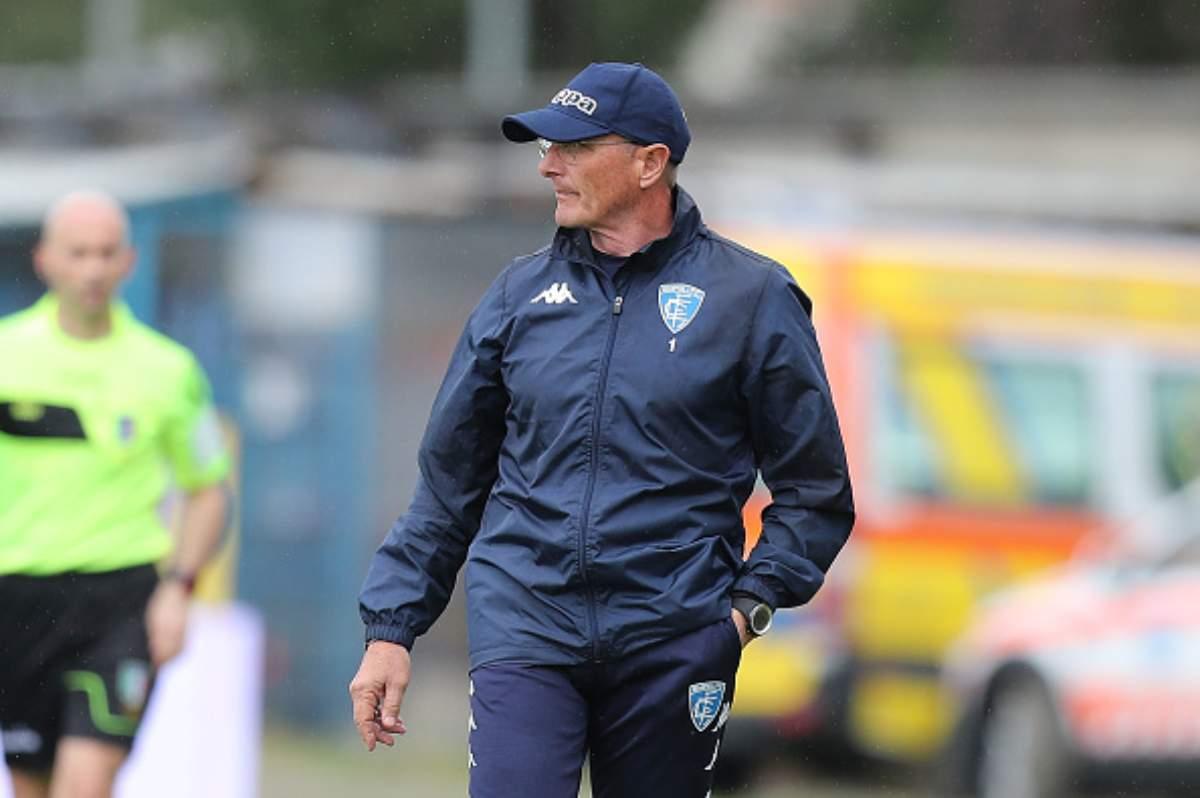 Aurelio Andreazzoli Empoli post Inter
