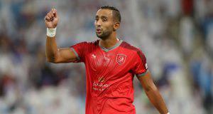 Benatia con la nuova maglia qatariota