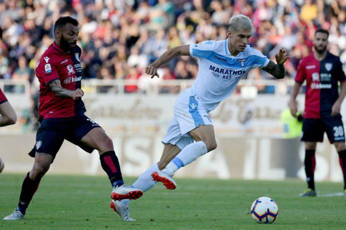 Cagliari e Lazio alla Sardegna Arena