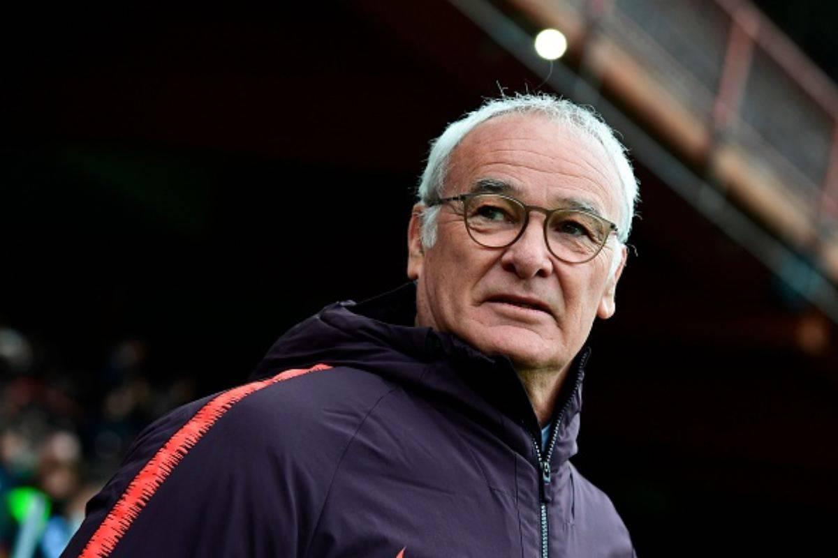 Claudio Ranieri Roma antivigilia Sassuolo