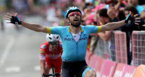 Dario Cataldo ha trionfato a Como