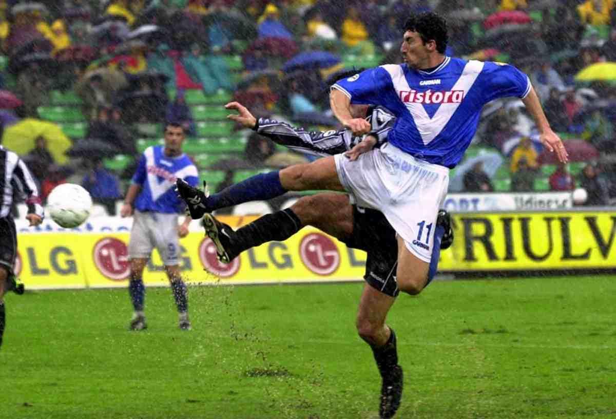 Dario Hubner ex Brescia