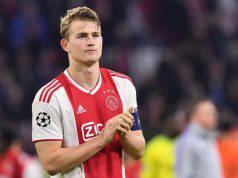 De Ligt Ajax Barcellona Juventus