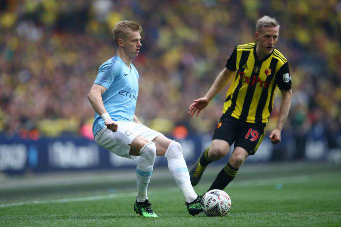 FA Cup final, Man City-Watford