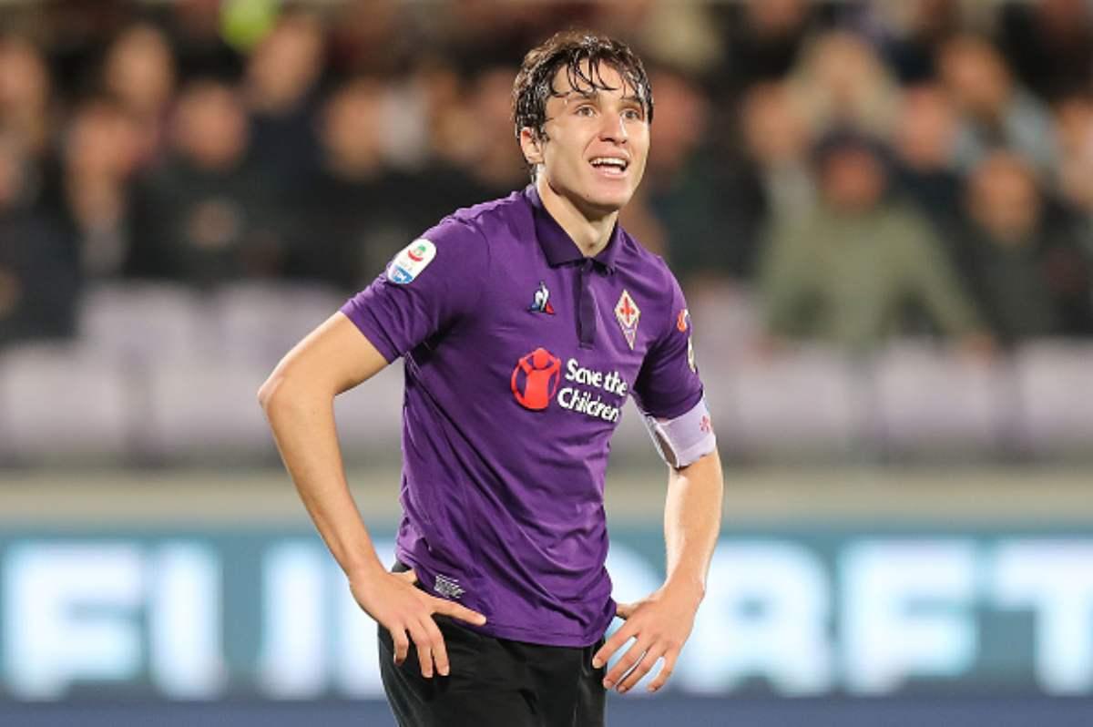 Federico Chiesa verso la Juventus