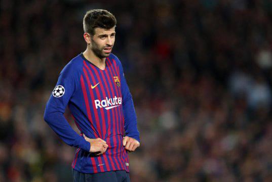Gerard Piqué Barcellona