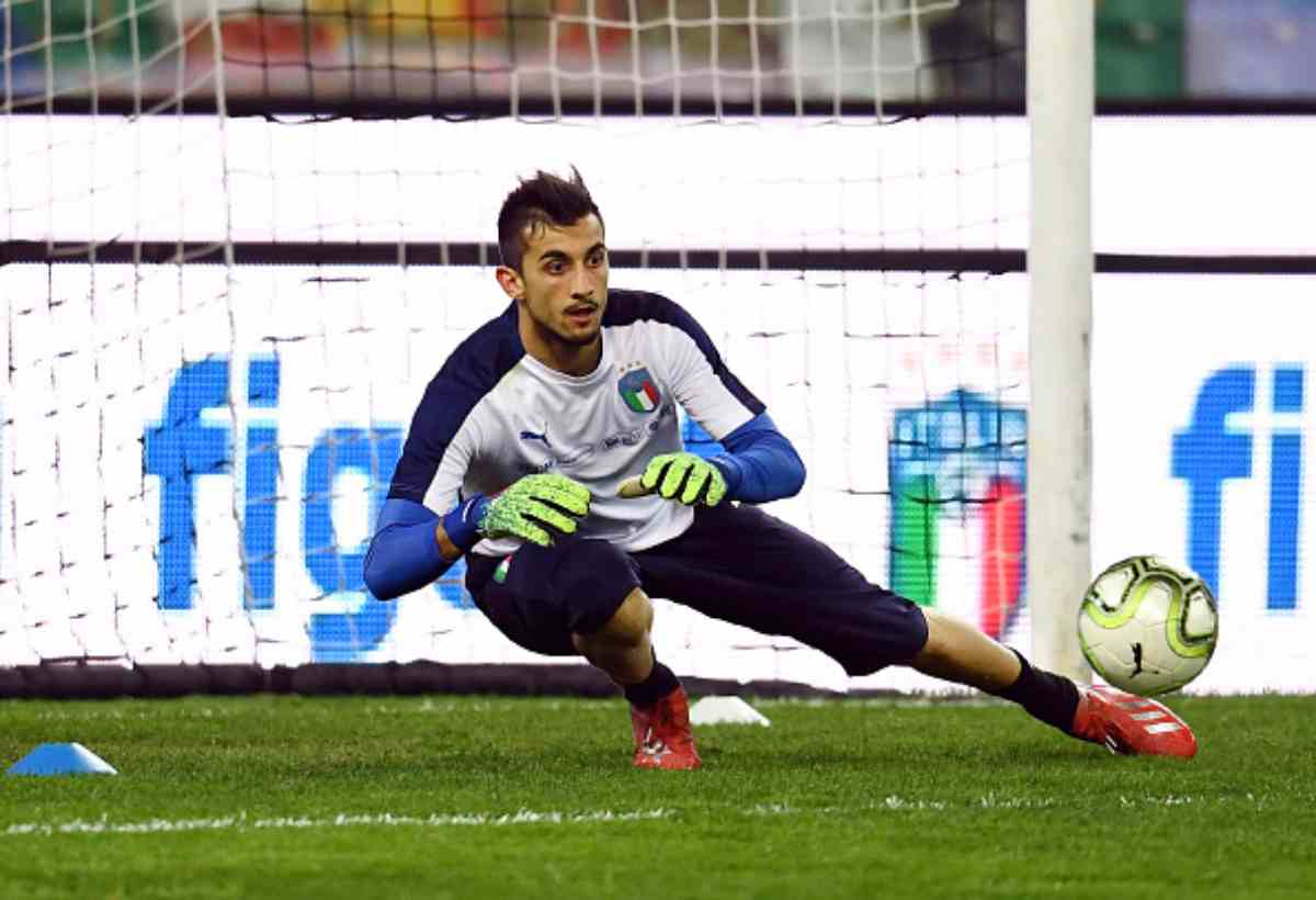 Perin Juventus Roma