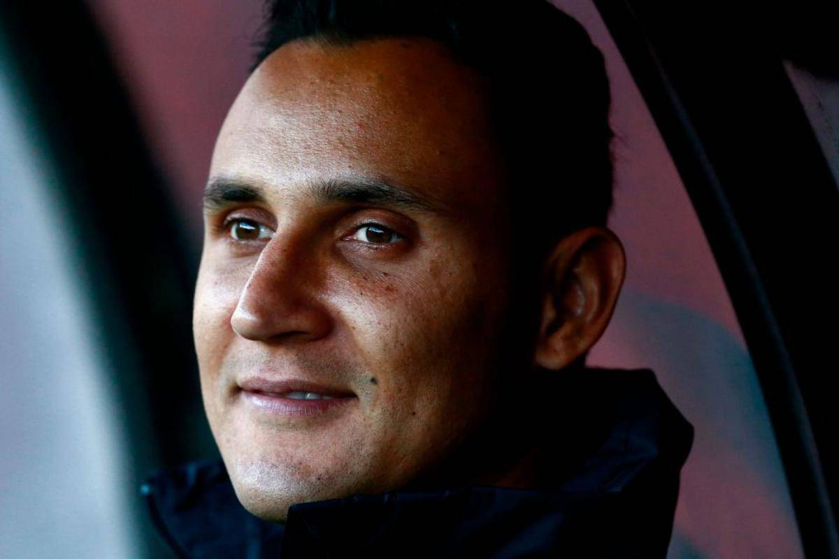 Keylor Navas (Getty Images)