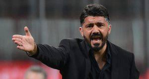 Gattuso Milan vigilia Fiorentina