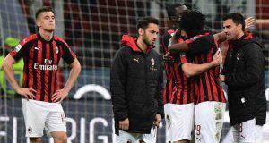 Milan accordo UEFA
