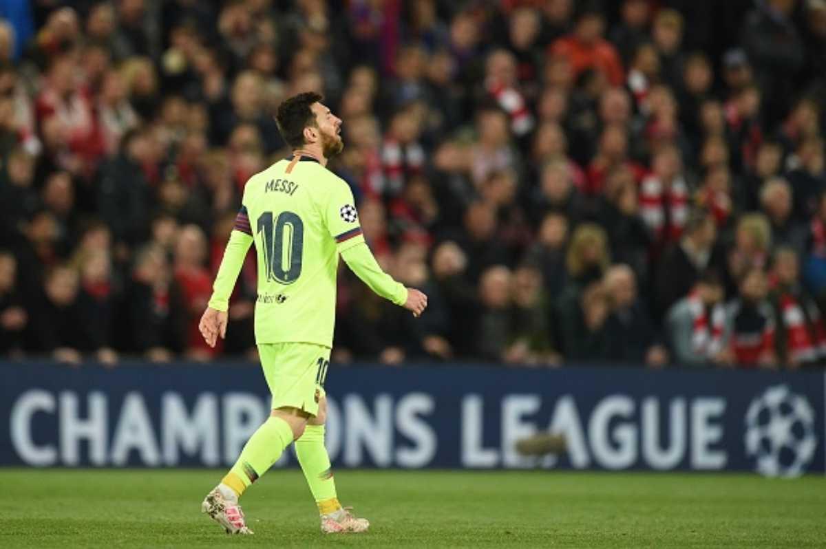 Messi Liverpool-Barcellona