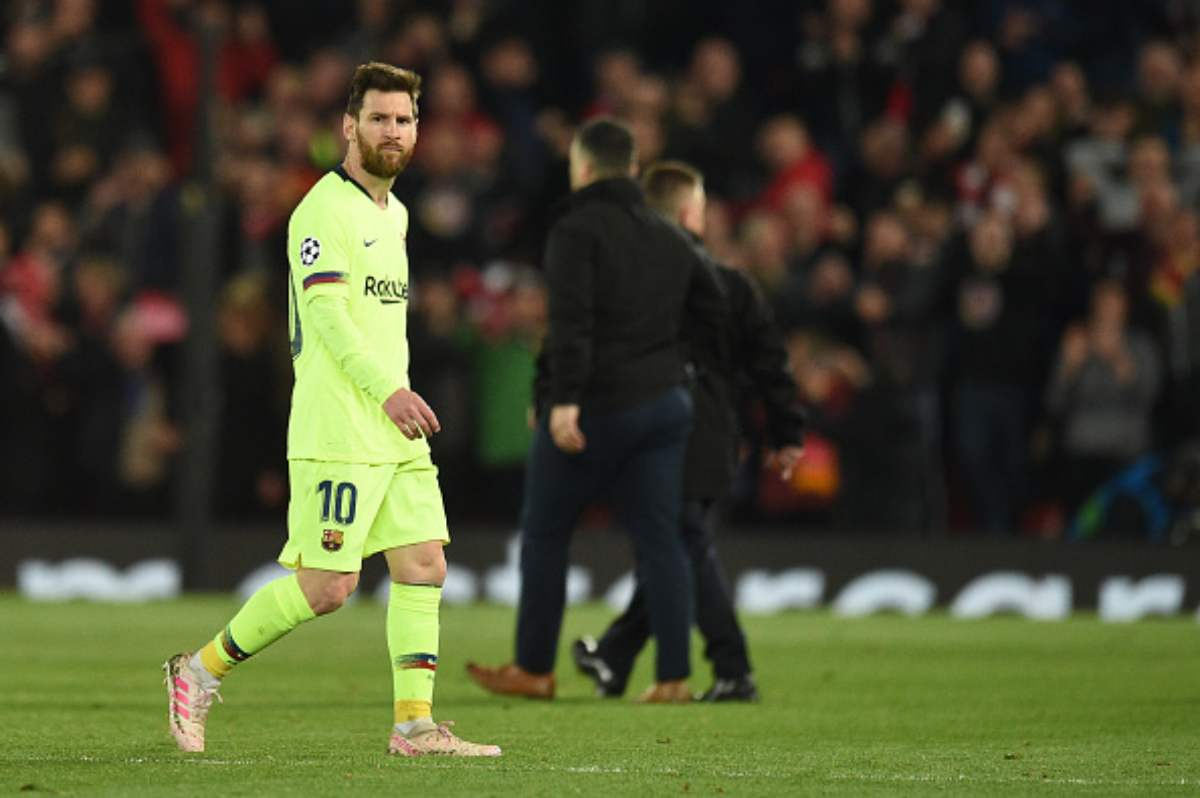 Liverpool Barcellona stampa