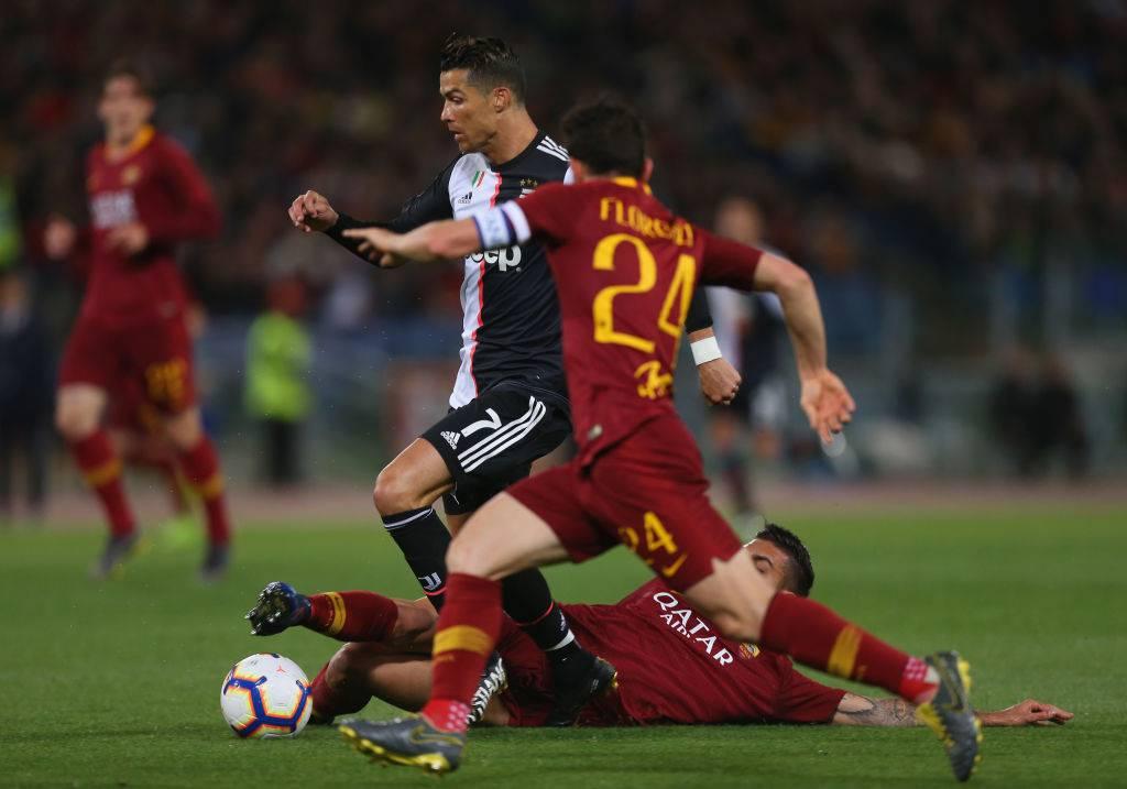le pagelle di Roma-Juventus