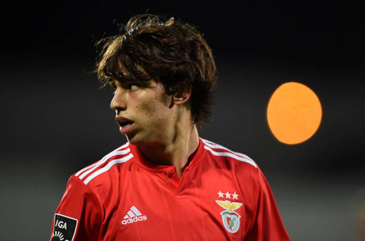 Juventus Joao Felix United Atletico