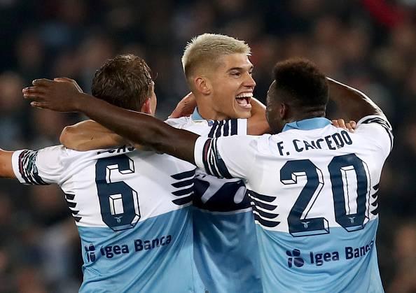 Lazio in festa