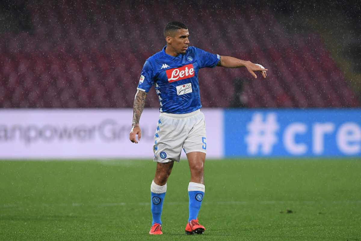 Allan PSG Napoli
