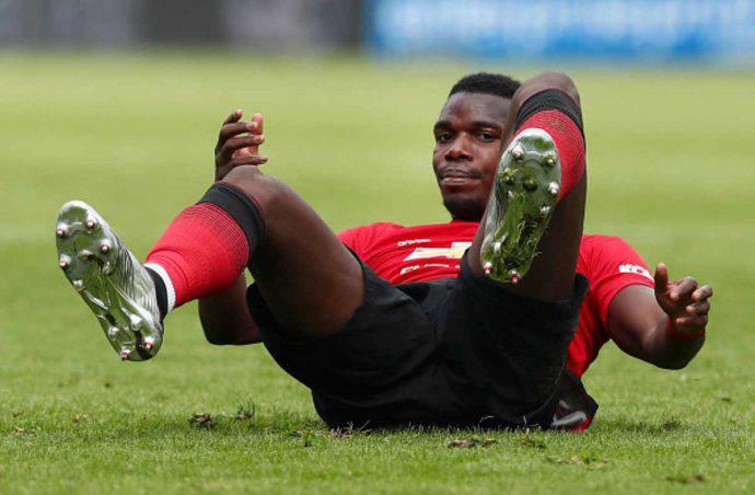 Paul Pogba pensa di lasciare Manchester